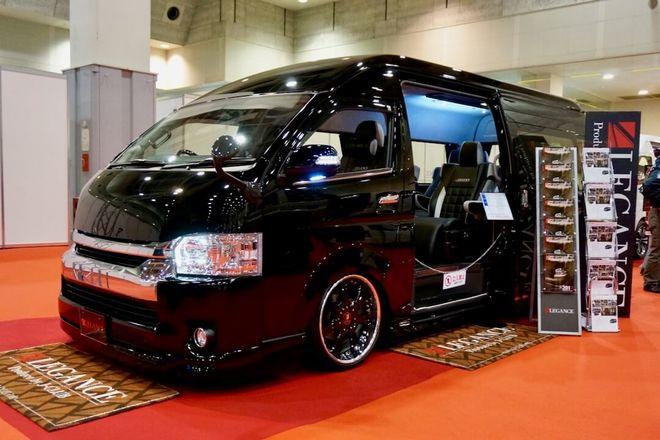 Osakamotorshow hiace    1