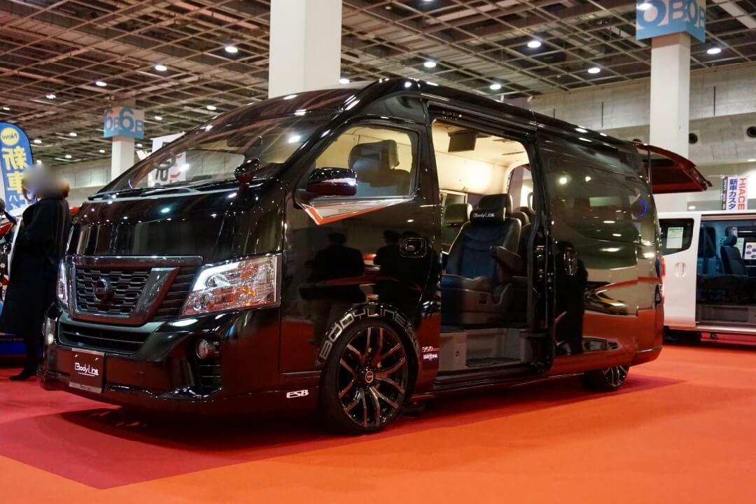 Osakamotorshow nv350    1