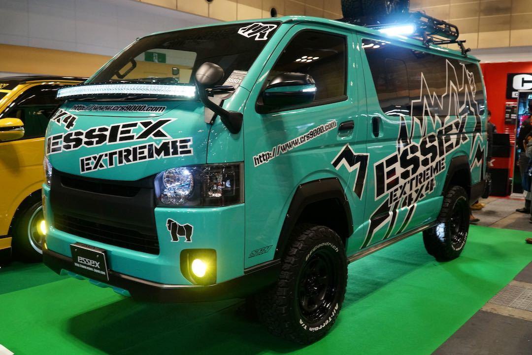 Osaka automesse2019 essex   1  1