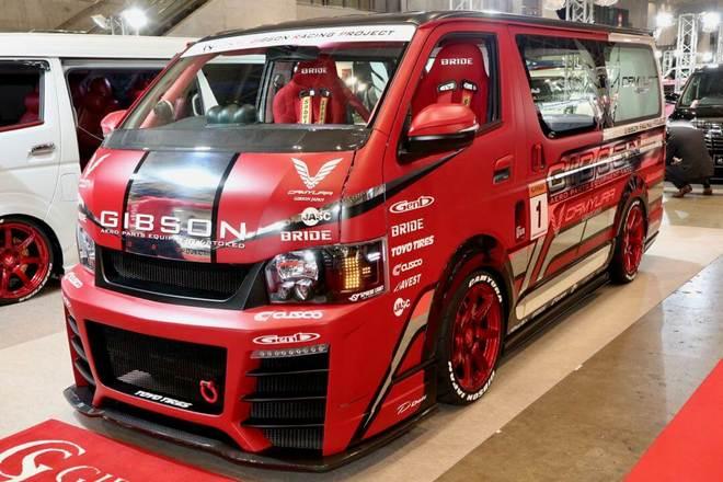 Tokyoautosalon2017 gibson   1