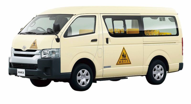 ハイエース特装車 幼児バス