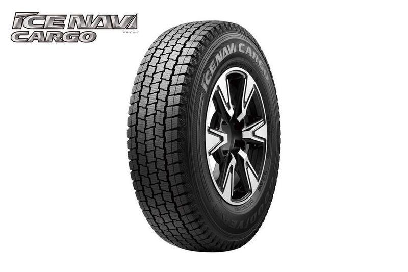 商用車用タイヤ「ICE NAVI CARGO」グッドイヤー