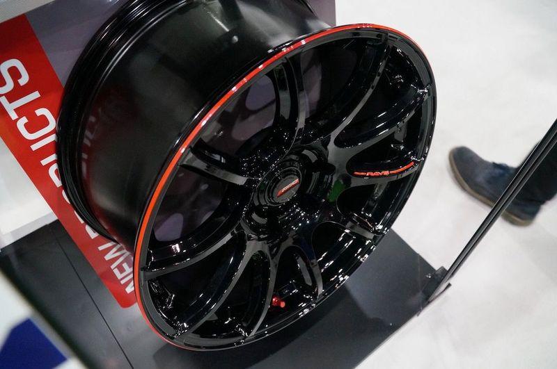 期間限定モデルGRAM LIGHTS「57Trans-X REV LIMIT EDITION」オートサロン2019