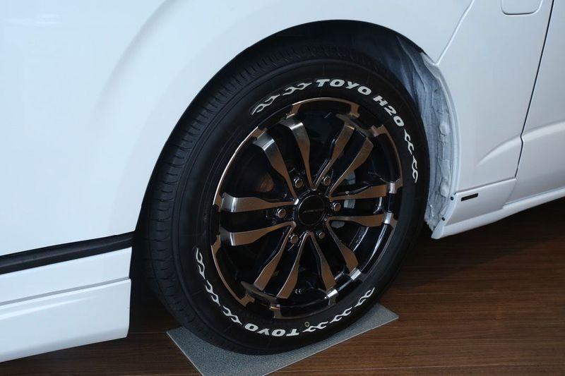 ホイール シャレンXF65-arks ALPINESTYLE Edition 17インチ、タイヤ TOYO H20 17インチ