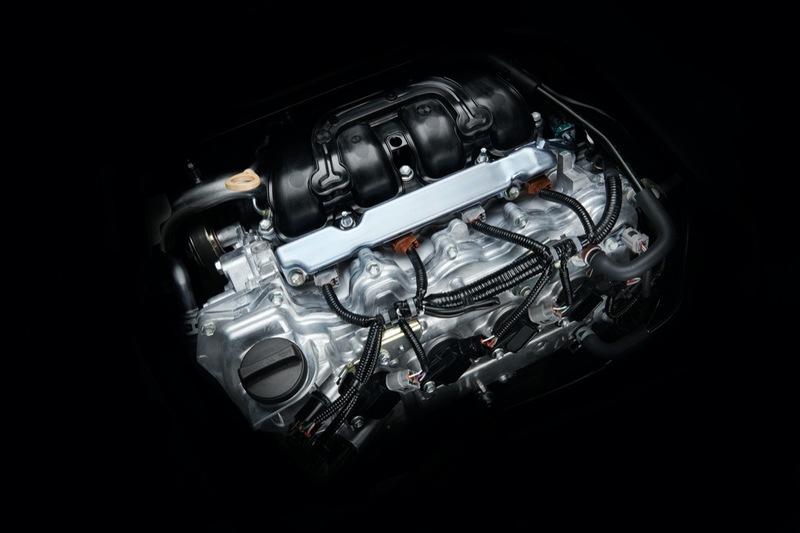 新型タウンエースの1.5L(2NR-VE)ガソリンエンジン