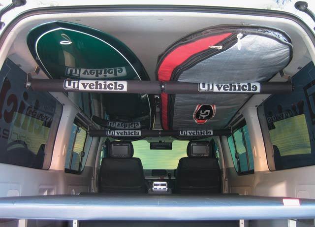 UIvehicle ルームキャリアー