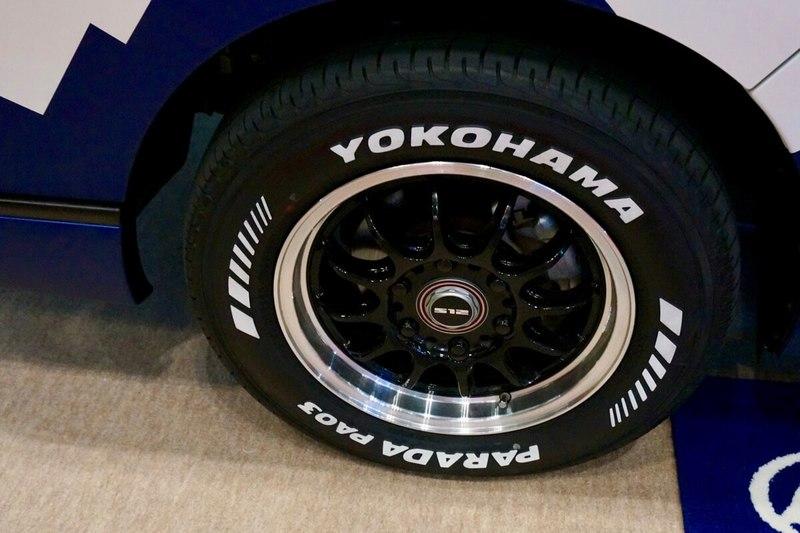 YOKOHAMA PARADA PA03 (ヨコハマ パラダ PA03)
