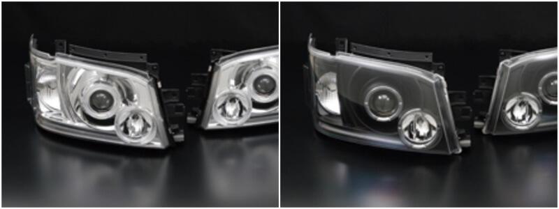 LEDヘッドライト ユニット