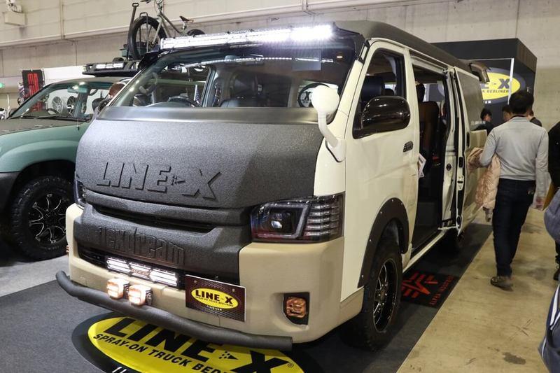 LINE-Xカスタム(ラインエックスカスタム) LINE-X Auto Japan