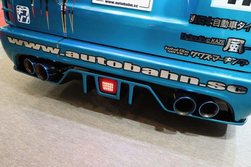 リア AutoBahn GT(アウトバーンGT)