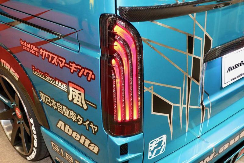 LEDテールランプ AutoBahn GT(アウトバーンGT)