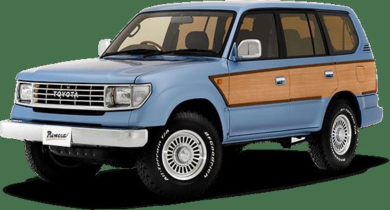 Renoca「American Classic」ランドクルーザープラド90系