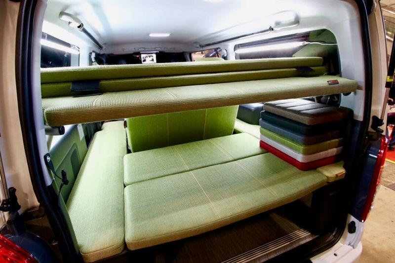 ユーアイビークル車中泊用ベッドキット