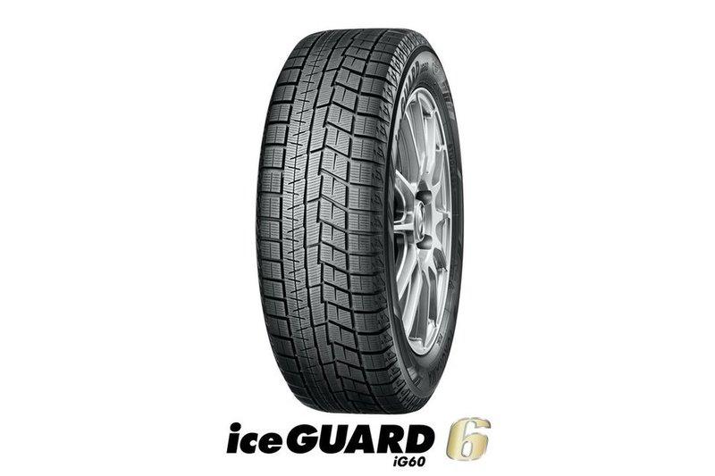 乗用車用スタッドレスタイヤ「ice GUARD 6」YOKOHAMAタイヤ