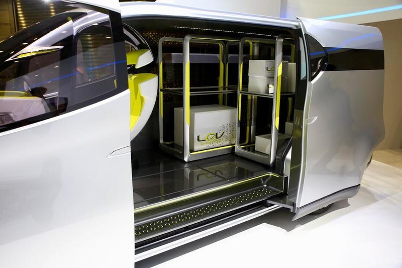 トヨタ車体 エルシーブイ ディー・カーゴ (LCV D-CARGO CONCEPT)