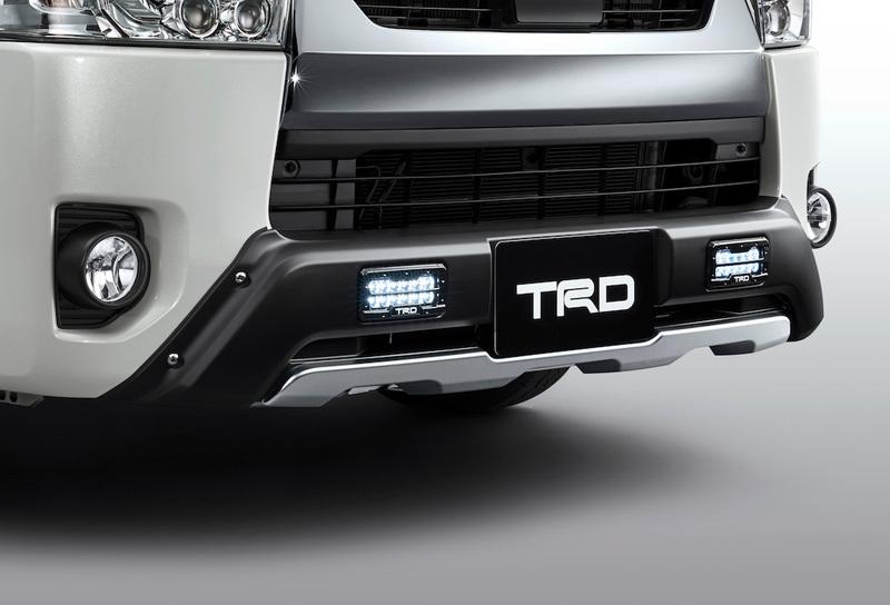 HIACE TDR Concept オートサロン2017
