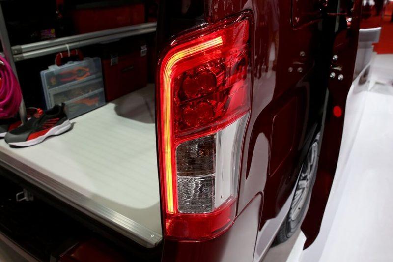 日産 新型NV350キャラバン