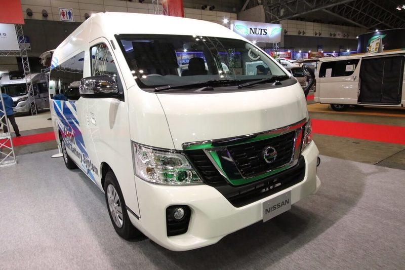 日産ジャパンキャンピングカーショー2018