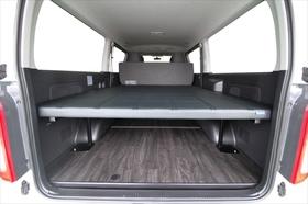 200系ハイエース S-GL標準ボディ ESフラットベッド フレームタイプ(マット下高さ410)