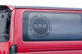CRS サークルステッカー(大) 470φ 1枚