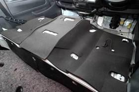 ハイエース200系 フェリソニ防音材 1台分フルセット