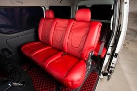 グラファム シートカバー S-GL 5人乗り用 リア用(後)1脚 ハイエース200系共通