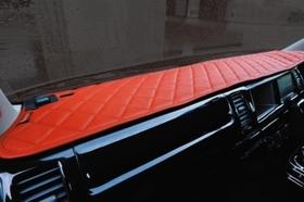 グラファム ダッシュボードマット 1・2・3・4型ハイエース200系ワイドミドル