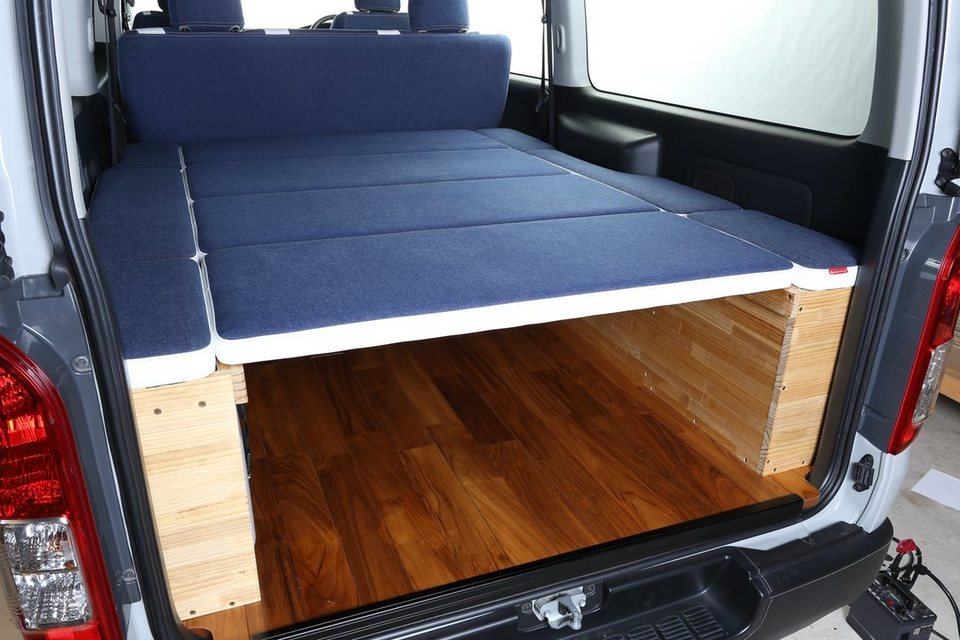 scandinavian style CP-100 ベッドキット