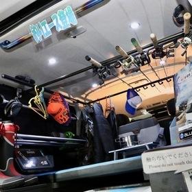 ダイレクトカーズ ハイエース  車両名:釣りエース  ベース車両:TOYOTA | ハイエースバン S-GL(TRH200)  内装 東京オートサロン2017出展車両