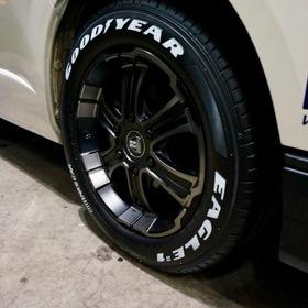 FLEXカスタムハイエース  FLEX CUSTOM HIACE 八王子リホーム  ベース車両:TOYOTA | ハイエース 標準ボディ DX  ホイール:バルベロ17インチ 東京オートサロン2017出展車両