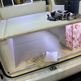 舞杏(ブアン)カスタムハイエース  ベース車両:TOYOTA | ハイエース 東京オートサロン2017出展車両