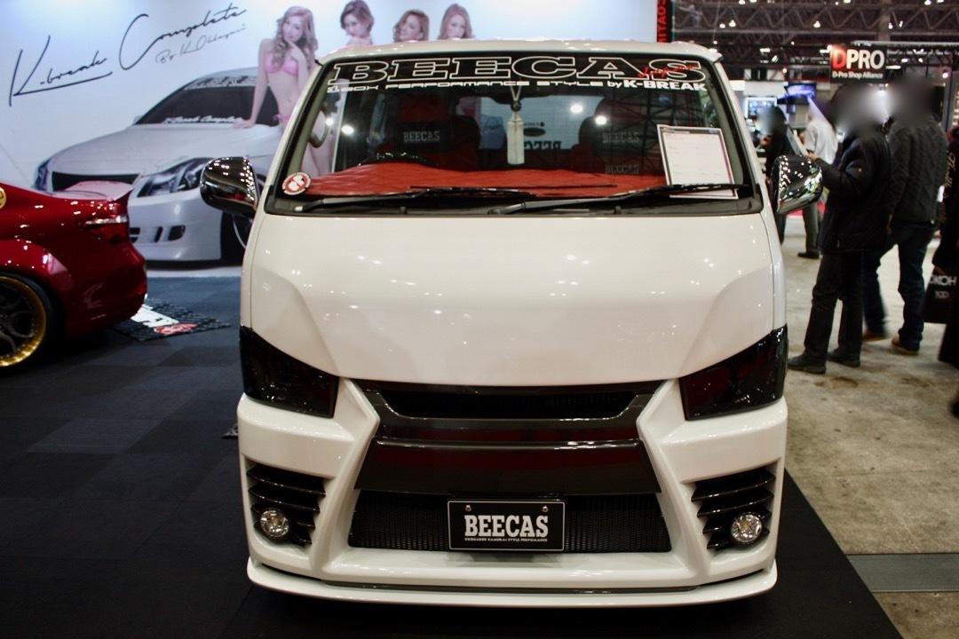 K-BREAK  BEECAS F200L  ベー...