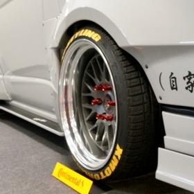 T.S.D styling T.S.Dスタイリング 「はしぇがわーくす」 ベース車両:ハイエース200系  T.S.Dスタイリングのコンセプトカー「はしぇがわーくす」。 大阪オートメッセ2017 出展車両